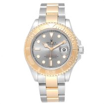 Rolex Yacht-Master 40 pre-owned 40mm Date Gold/Steel
