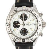 Breitling Colt Chronograph Automatic Steel 41mm White Arabic numerals United Kingdom, London