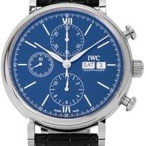 IWC Portofino Chronograph IW391023 2019 pre-owned