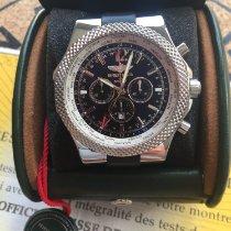 Breitling Bentley GMT A47362 neu