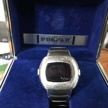 Pulsar Steel Quartz 500 pre-owned