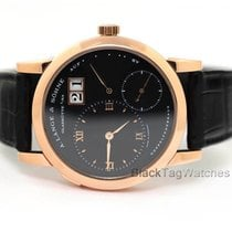 A. Lange & Söhne Lange 1 Rose gold 38.5mm Black United States of America, Florida, Aventura