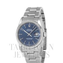 Rolex 16200 Steel 2003 Datejust 36mm pre-owned United States of America, New York, Hartsdale