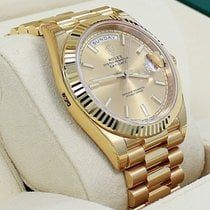 Rolex 228238 Yellow gold Day-Date 40 40mm new United States of America, Florida, Boca Raton