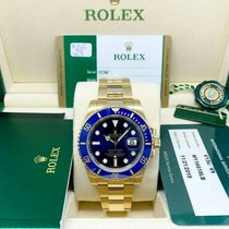 Rolex Submariner Date new 2015 Automatic Watch with original box and original papers 116618LB
