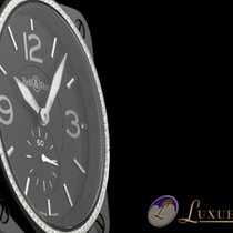Bell & Ross Aviation Black Ceramic & Diamonds BR S Quartz...