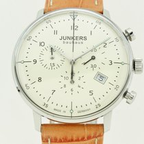 Junkers Staal 40mm Quartz 6086-5 tweedehands