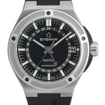 Eterna Royal KonTiki GMT Manufactur 7740.40.41.1289