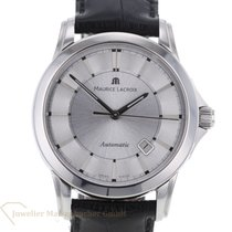 Maurice Lacroix 40mm Automatik gebraucht Pontos (Submodel) Silber