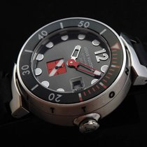 Louis Vuitton Tambour Diving Automatic Watch Q103A