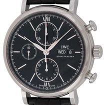 IWC : Portofino Chronograph :  IW391008 :  Stainless Steel
