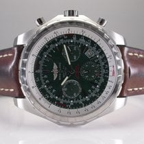 Breitling Bentley Motors A25363 Stainless Steel Automatic Mens...