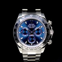 Rolex Daytona White Gold 116509 Full Set 2006
