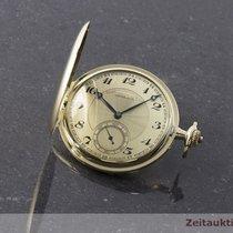 A. Lange & Söhne 14k Gold 1933 Oliw Savonette Taschenuhr...