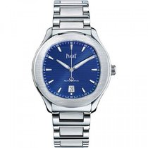 Piaget Polo S Automatic, GOA41002, Blue Dial, Stainless Steel