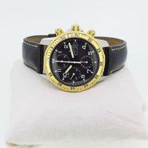 Sinn 203 ST Taucher Chronograph Stahl/Gold 18K