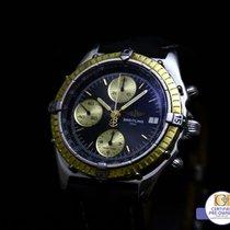 Breitling Chronomat Chronograph 2 Tone Gold/Steel D 13047