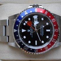 Rolex [SERVICE +NO-HOLE] GMT Master II Pepsi, F - 2005
