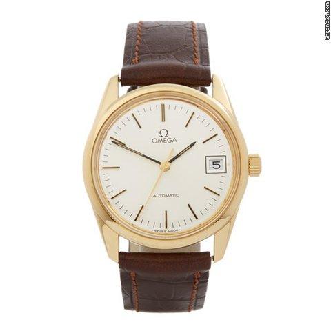 c4528bbe77b Omega De Ville Ouro amarelo - Todos os preços de relógios Omega De Ville  Ouro amarelo na Chrono24
