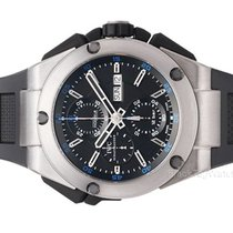 IWC Ingenieur Double Chronograph Titanium Titanium 45mm Black No numerals United States of America, Florida, Aventura