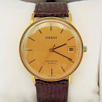 Tissot Yellow gold 33mm Quartz pre-owned