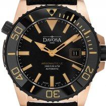 Davosa 42mm Automatic new Argonautic Ceramic Black