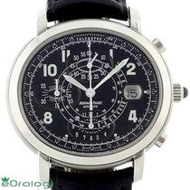 Audemars Piguet Millenary Chronograph 25822ST 2006 pre-owned