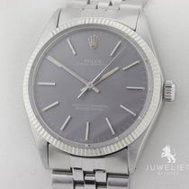 Rolex Chronometer 34mm Automatik 1977 gebraucht Oyster Perpetual 34