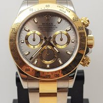 Rolex Daytona occasion 40mm Or/Acier