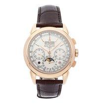 Patek Philippe 5270R-001 Rose gold Perpetual Calendar Chronograph 41mm