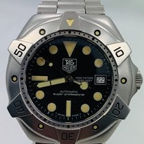 TAG Heuer new Automatic Steel