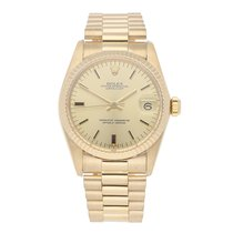 813377bcff4 Rolex 6827 Oro amarillo Datejust (Submodel) 31mm
