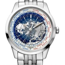 Jaeger-LeCoultre Geophysic Universal Time Steel 41.6mm Blue United Kingdom, London