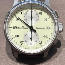 Meistersinger Steel 43mm Automatic MM103 new
