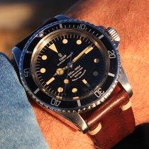 Tudor 7016/0 Aço 1968 Submariner 40mm usado