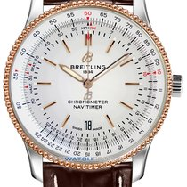 Breitling Gold/Steel Navitimer 41mm new
