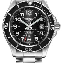 Breitling Superocean II 42 Steel 42mm Black Arabic numerals United States of America, California, Moorpark