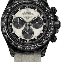Rolex Carbon Automatic No numerals 40mm new Daytona
