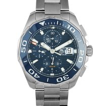 TAG Heuer Aquaracer 300M Steel 43mm Blue United States of America, Pennsylvania, Southampton