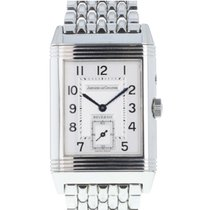 Jaeger-LeCoultre 270.8.54 Stal Reverso Duoface 27mm używany