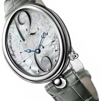 Breguet Reine de Naples Steel 35mm Mother of pearl No numerals United States of America, Florida, Sunny Isles Beach