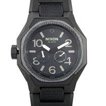 Nixon Steel 47mm Quartz A505-001 new