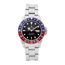 Rolex GMT-Master Steel 40mm Black No numerals United States of America, Pennsylvania, Bala Cynwyd