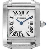 Cartier Tank Française Steel 20mm