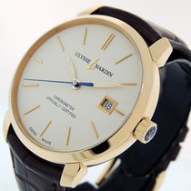 Ulysse Nardin San Marco Rose gold 40mm White United States of America, California, Los Angeles