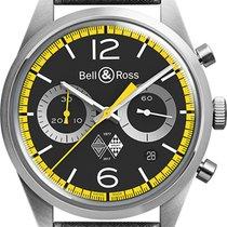 Bell & Ross BR V1 BR-126-RENAULT-SPORT-40TH-ANNIVERSARY new