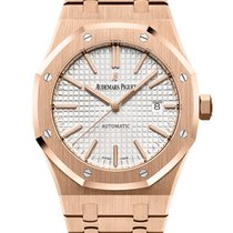 Audemars Piguet Royal Oak Selfwinding 15400OR.OO.1220OR.02 2018 подержанные