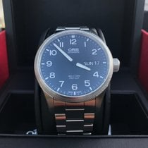 Oris Steel 45mm Automatic 01 752 7698 4164-07 8 22 19 pre-owned