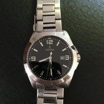 Festina Steel 40mm Quartz pre-owned
