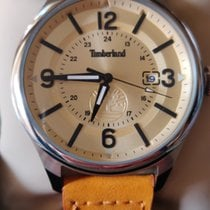Timberland Watches Steel 45mm Quartz TBL14645JS/07 pre-owned